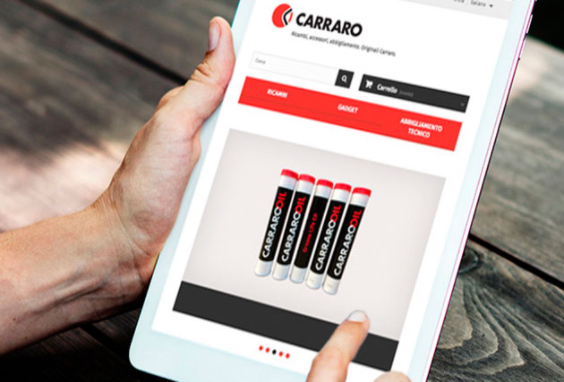 preview full shop.carraro.com en