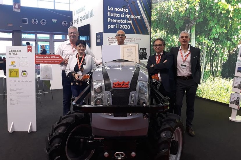 Carraro Tractors: the Italian brand of specialists at Agrilevante