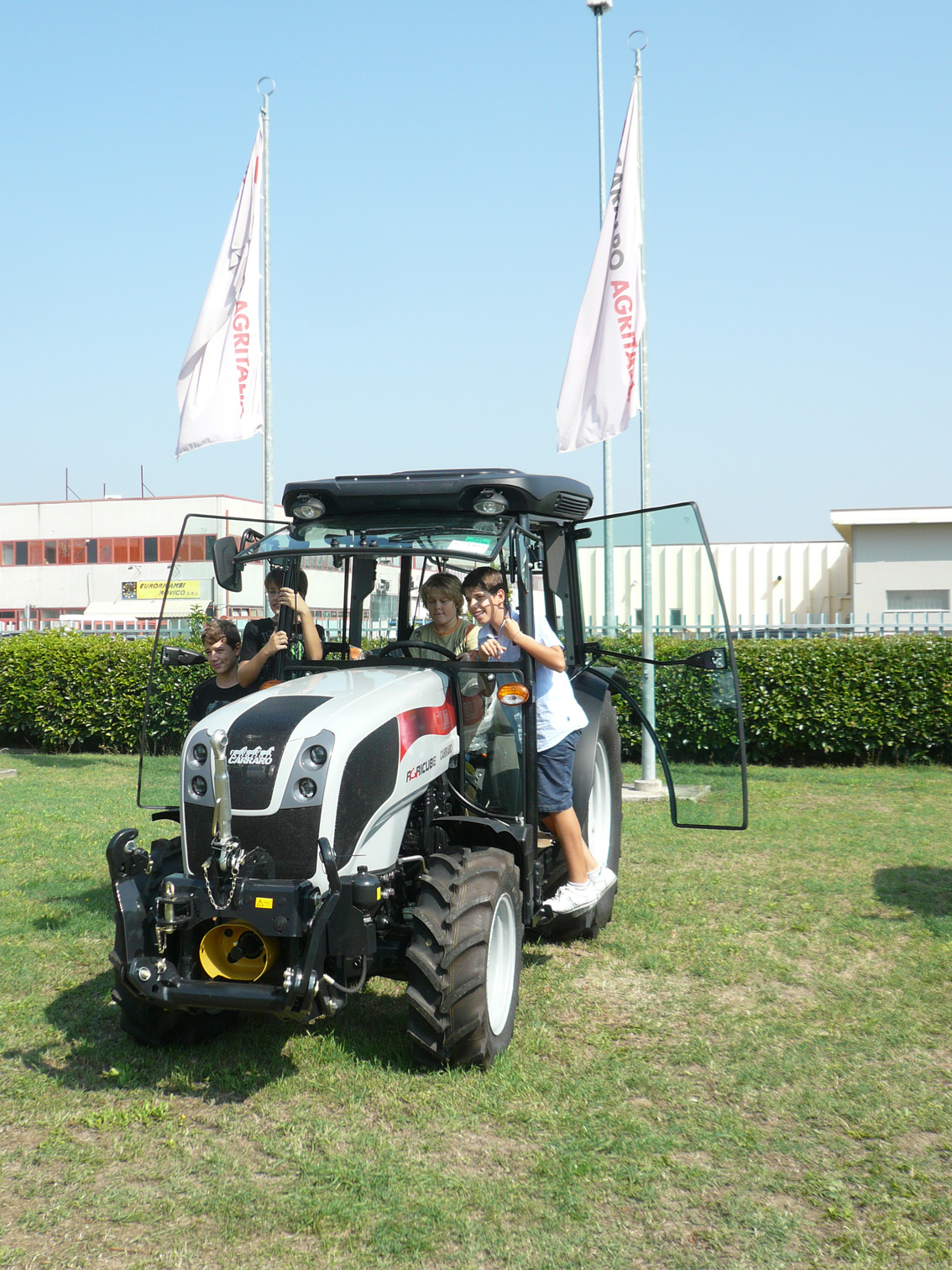Open Day in Carraro Agritalia