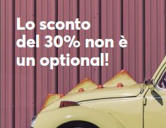 This 30% discount is not an optional extra!